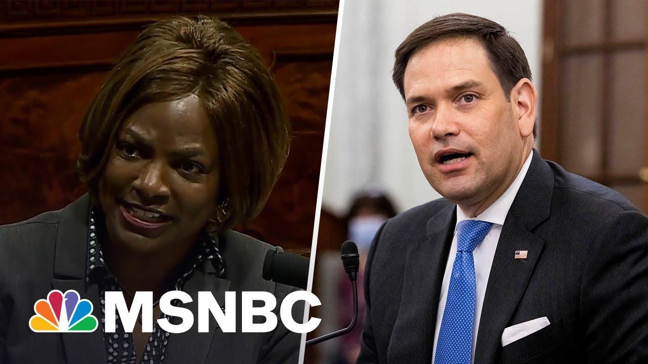 Plouffe On Florida Senate Race: 'Marco Rubio Seems Afraid Of Everything' 7