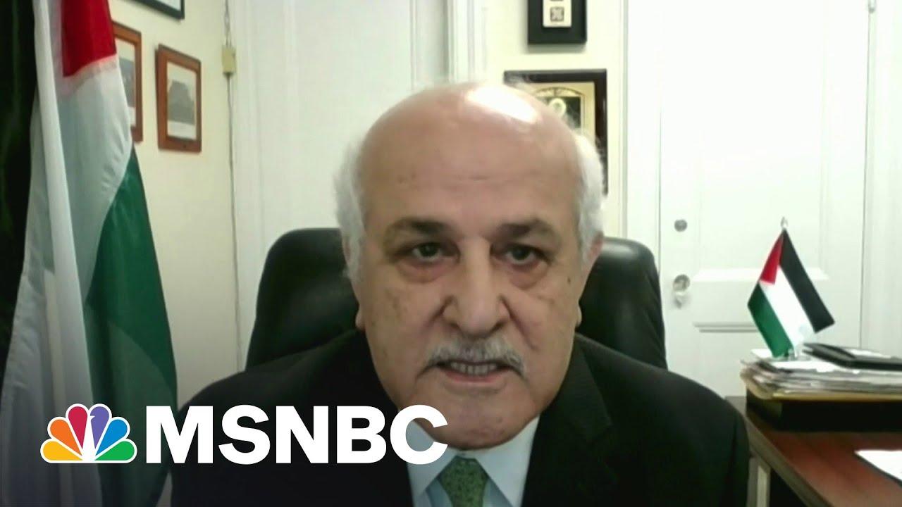 We Need An Immediate Ceasefire, Says Ambassador | Morning Joe | MSNBC 7