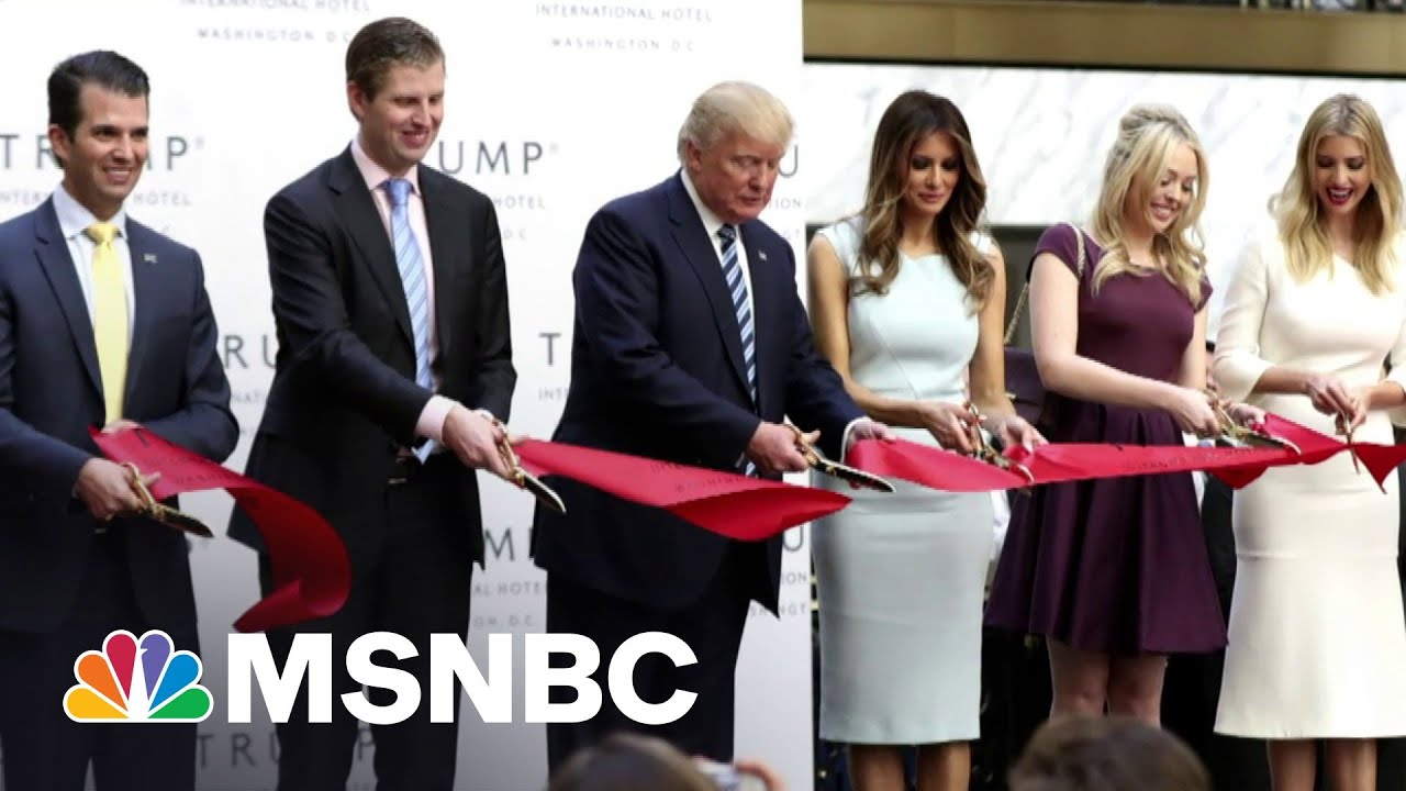 New York Adds New 'Criminal Capacity' To Trump Organization Probe 1