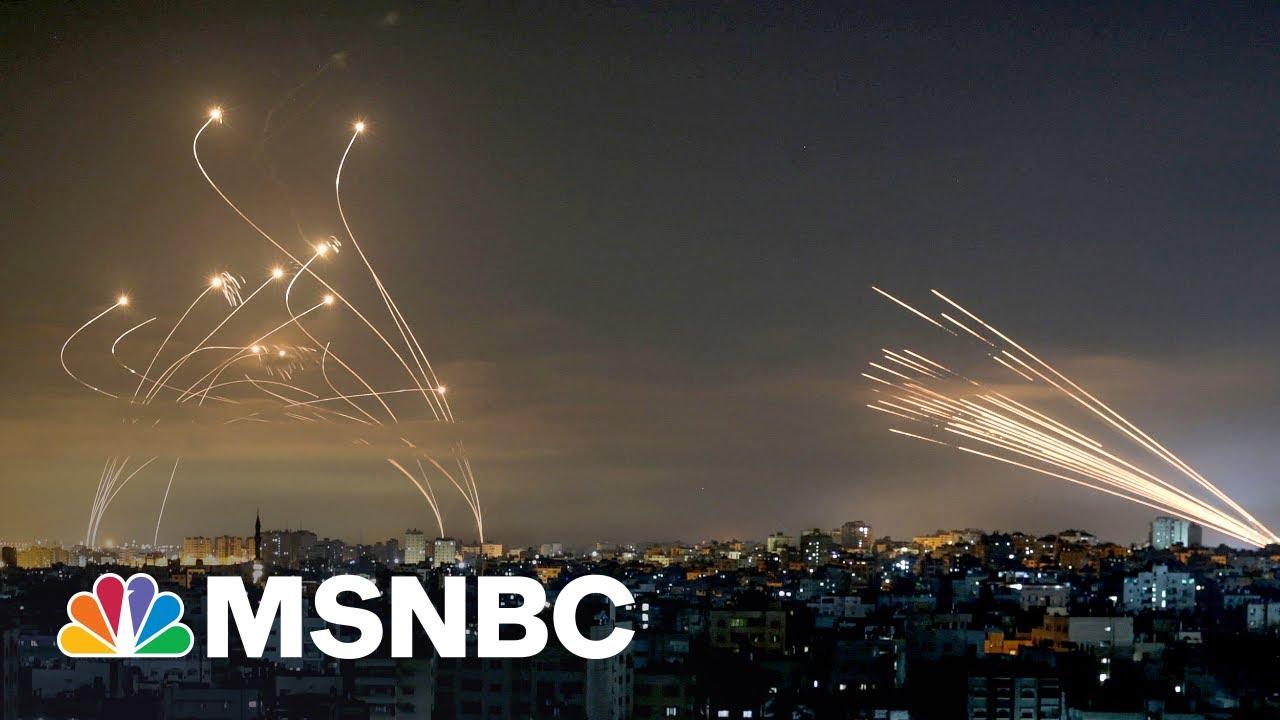 Growing Humanitarian Crisis In Gaza After Airstrikes 5