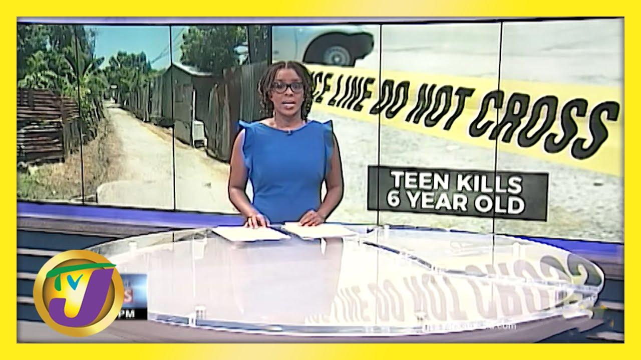 Westmoreland Teen Kills 6 Yr. Old in Jamaica | TVJ News - May 18 2021 1