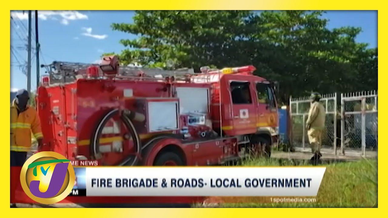 Jamaica's Fire Station Prank Calls Concerns | Gov't Announce New Program | TVJ News - May 18 2021 1