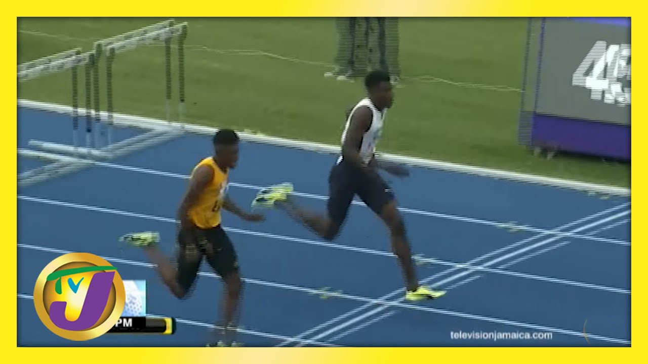 Jamaica's National Senior Athletics Trial Approved - May 18 2021 1