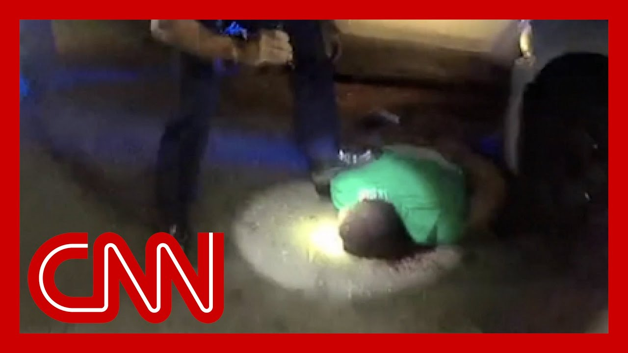 Video shows Black man being tased, kicked and dragged by troopers 1