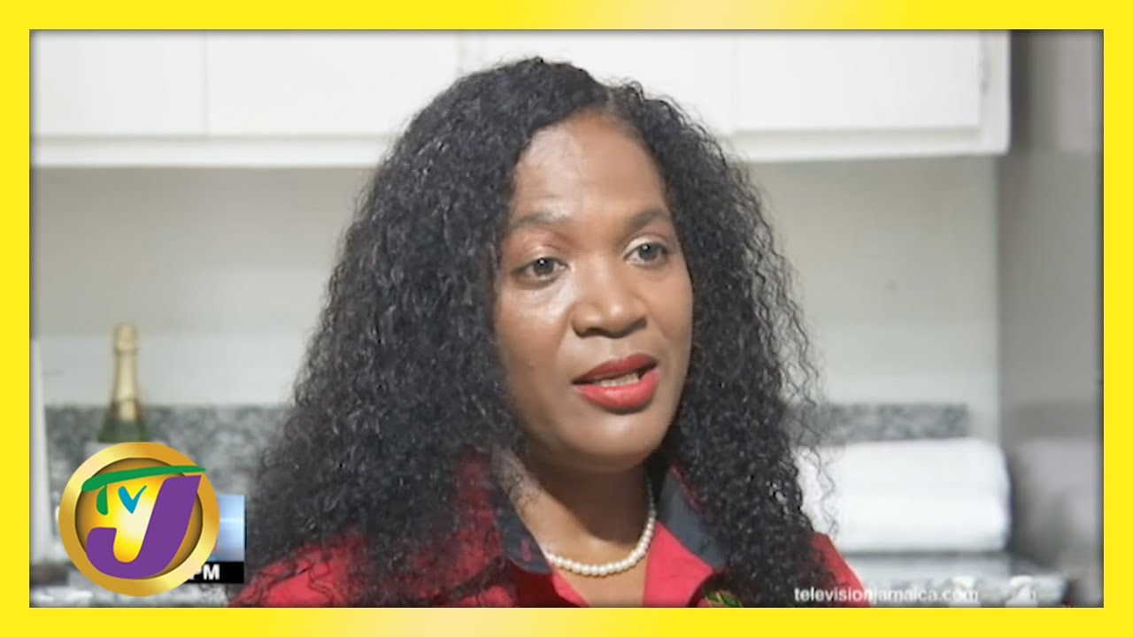 Jamaican Plants Changing Cosmetology in Jamaica   TVJ Business Day - May 2 2021 1