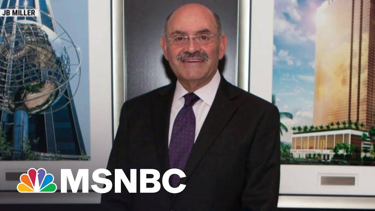 NY Prosecutors Zero In On Trump Accountant | MSNBC 5