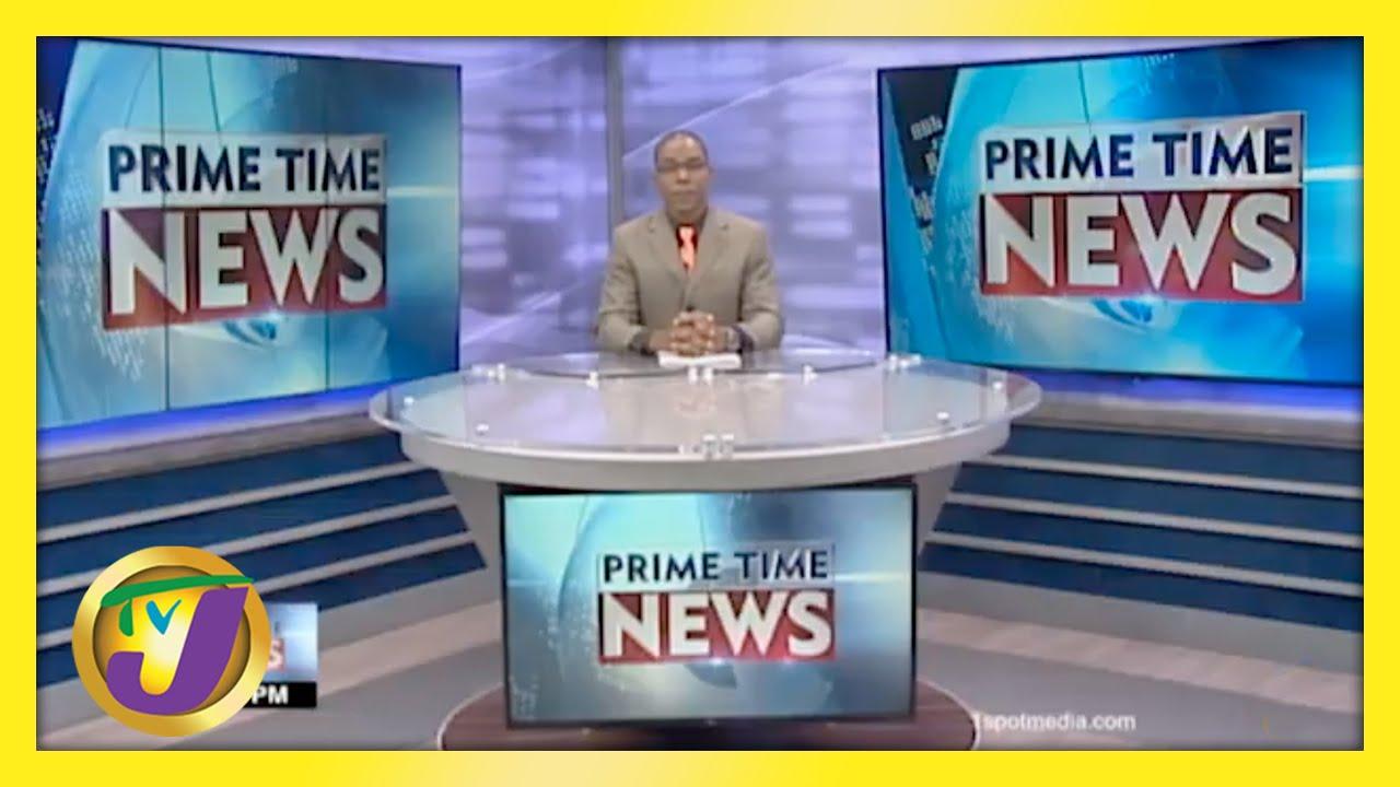 Jamaican News Headlines - May 2 2021 1