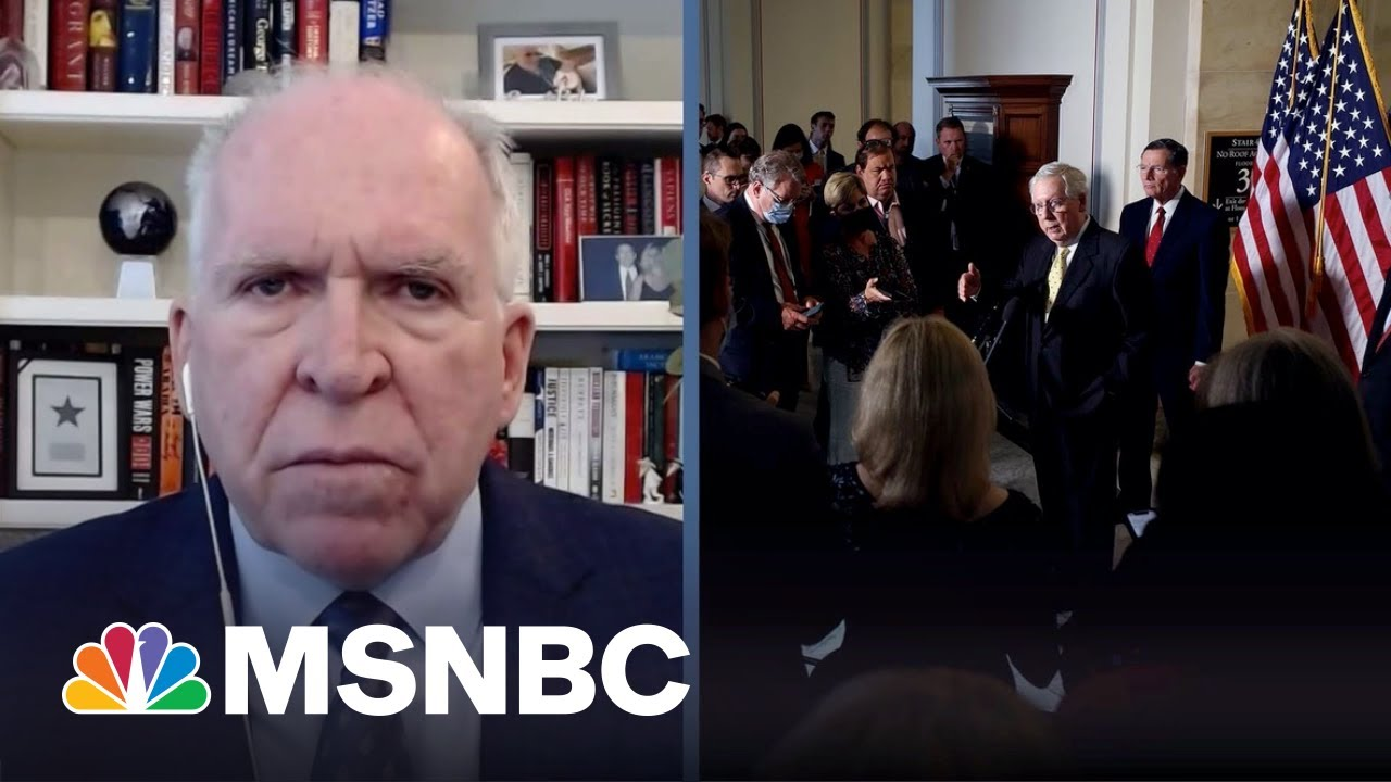 Brennan: Republicans 'Understand That The Truth Is Going To Hurt Them' 1