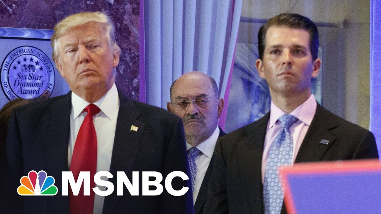 Trump Cornered? Feds Trying To Flip Trump Org. Exec In Criminal Probe 1