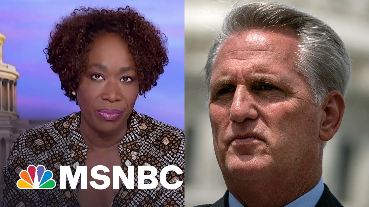 Joy Reid: GOP Continues To Choose Obedience To The Big Lie 1