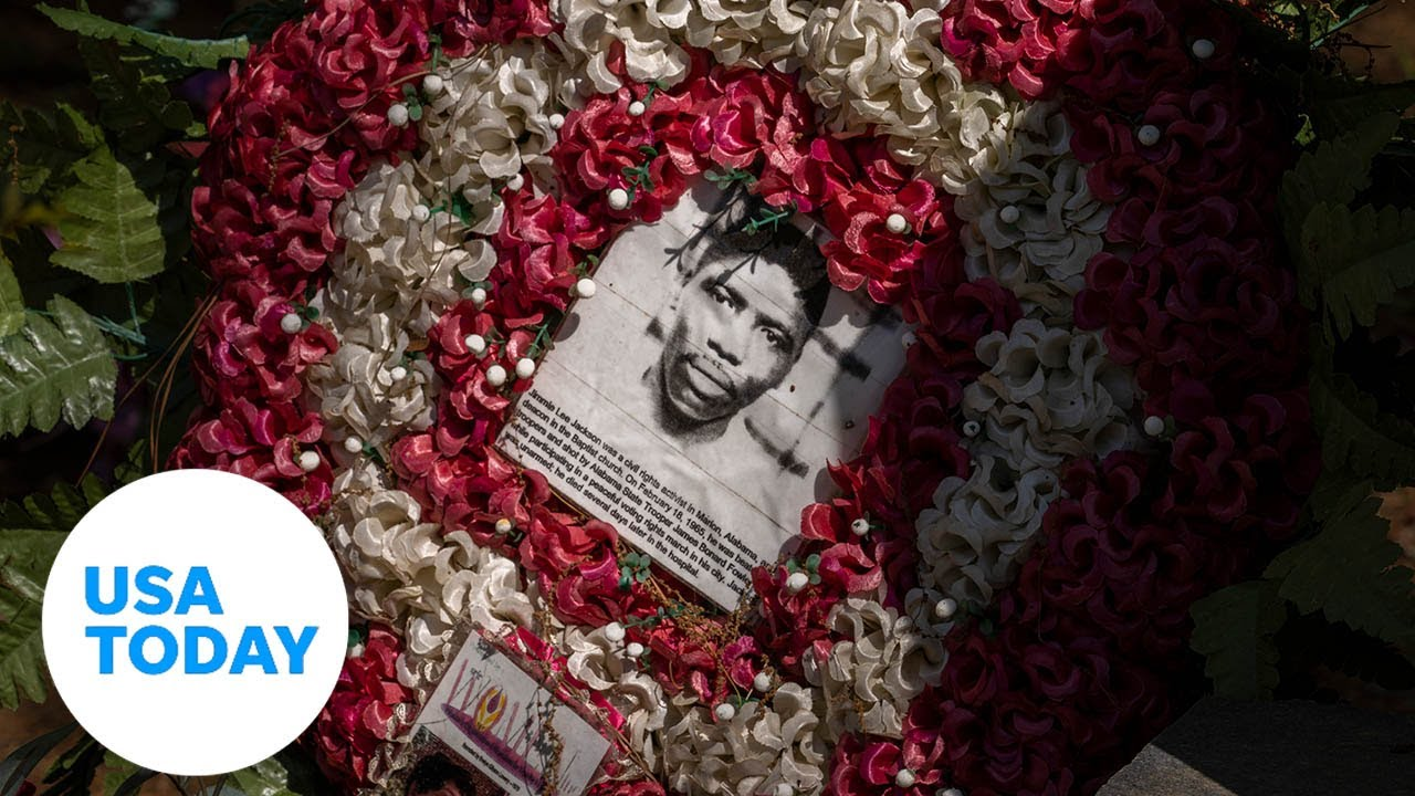 The death of Jimmie Lee Jackson and the path to Bloody Sunday | USA TODAY 1