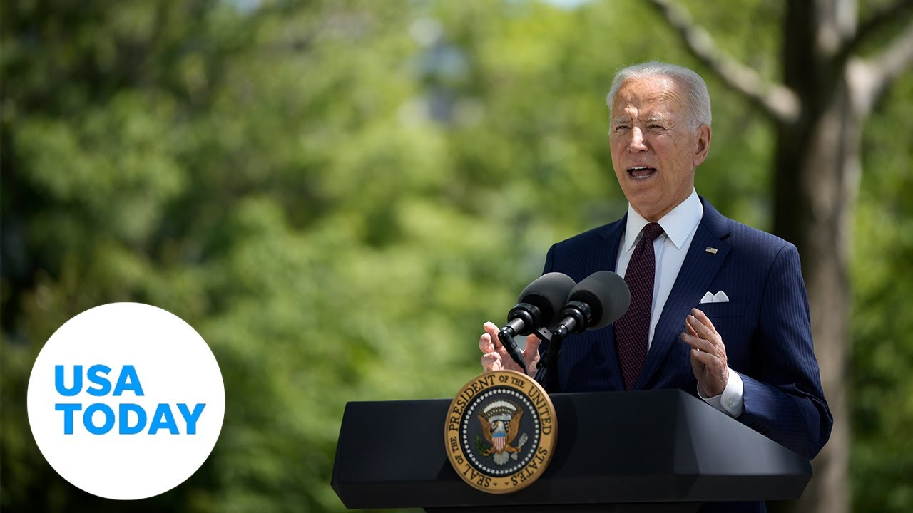 President Joe Biden delivers remarks on Israel, Hamas cease-fire   USA TODAY 1