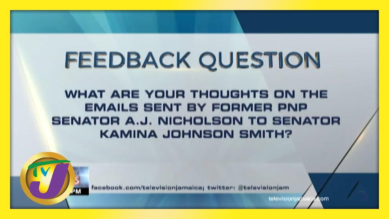 Feedback Question   TVJ News - May 19 2021 1