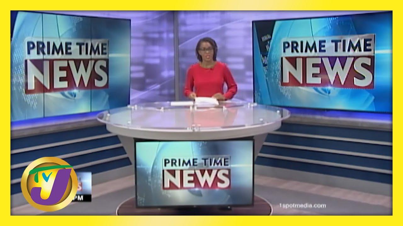 Jamaican News Headlines | TVJ News - May 19 2021 1