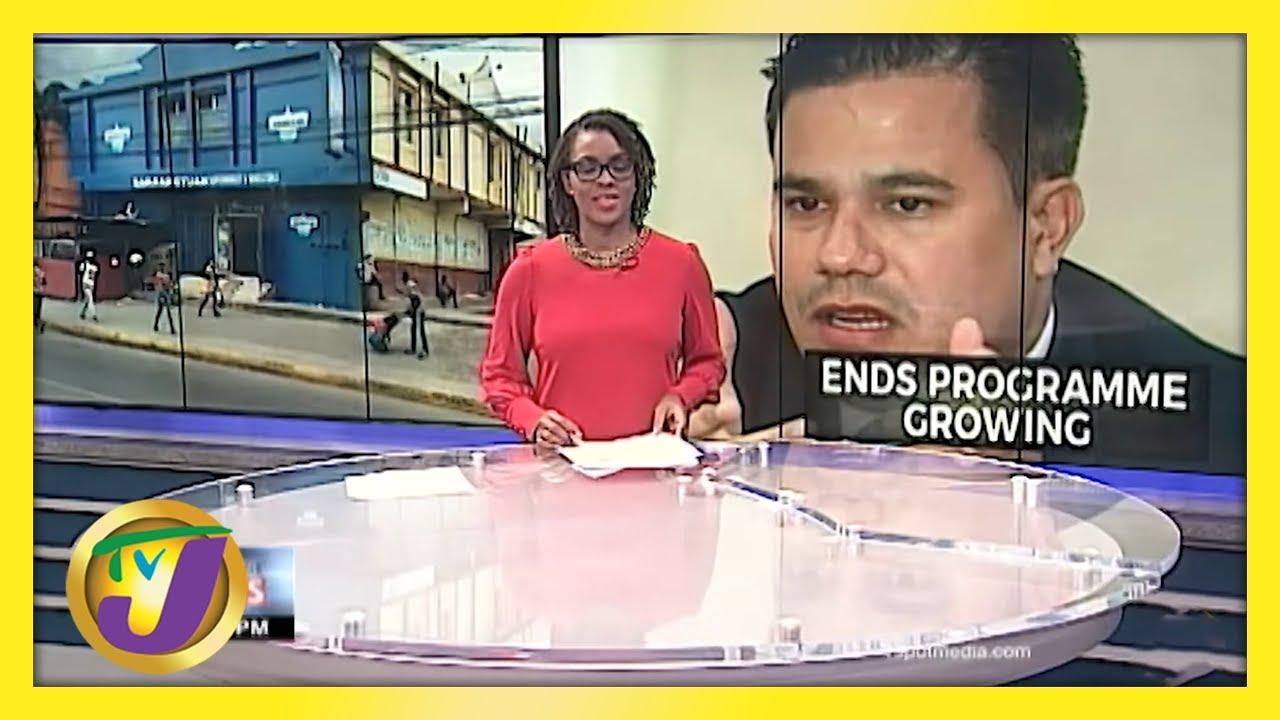 Jamaica's E-commerce Platform ENDS | TVJ News - May 19 2021 1