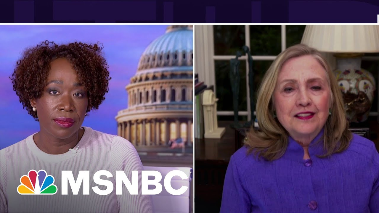 Hillary Clinton Calls Out GOP Reps Who Downplay Capitol Riot: They're 'Not Open To Reality' | MSNBC 1
