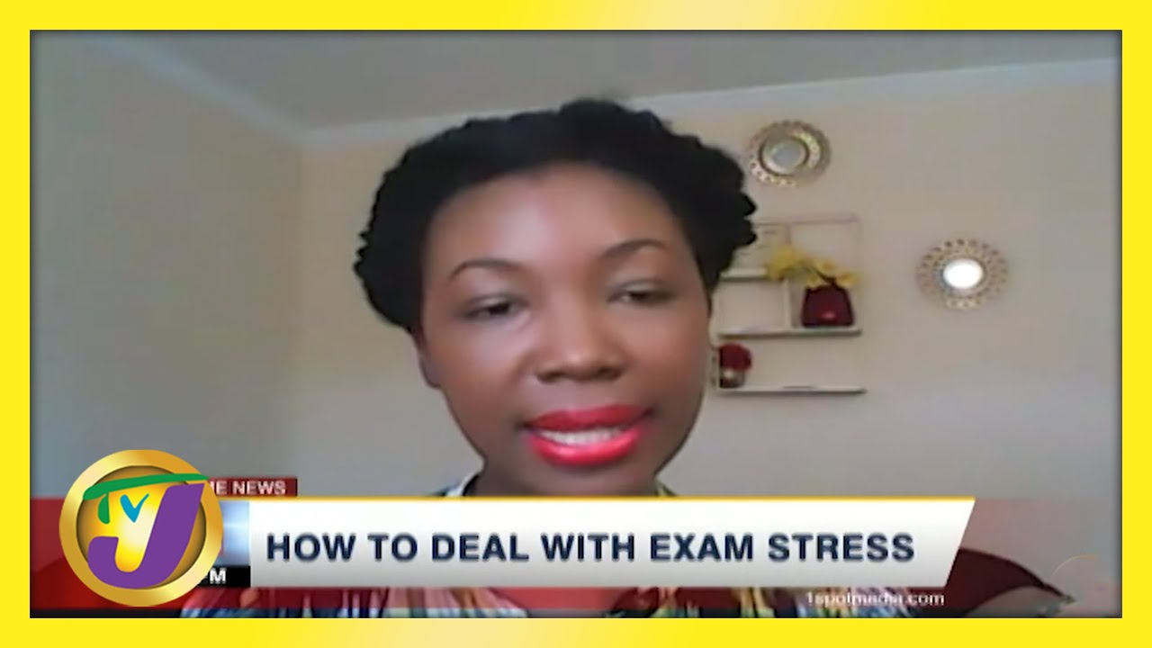 How to Deal with Exam Stress | TVJ News - May 19 2021 1