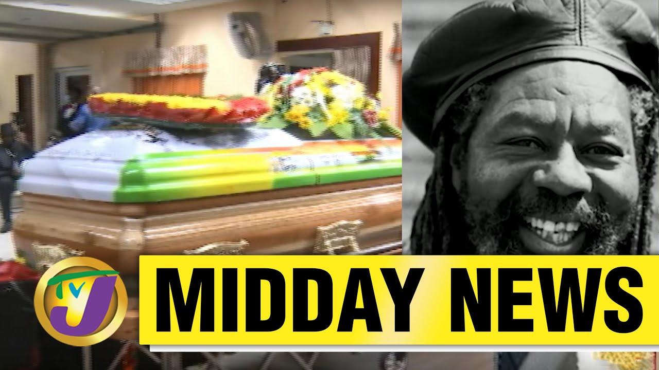 Jamaica's Covid Deaths Surpass 900 | Reggae Artiste U Roy Laid to Rest - May 20 2021 1