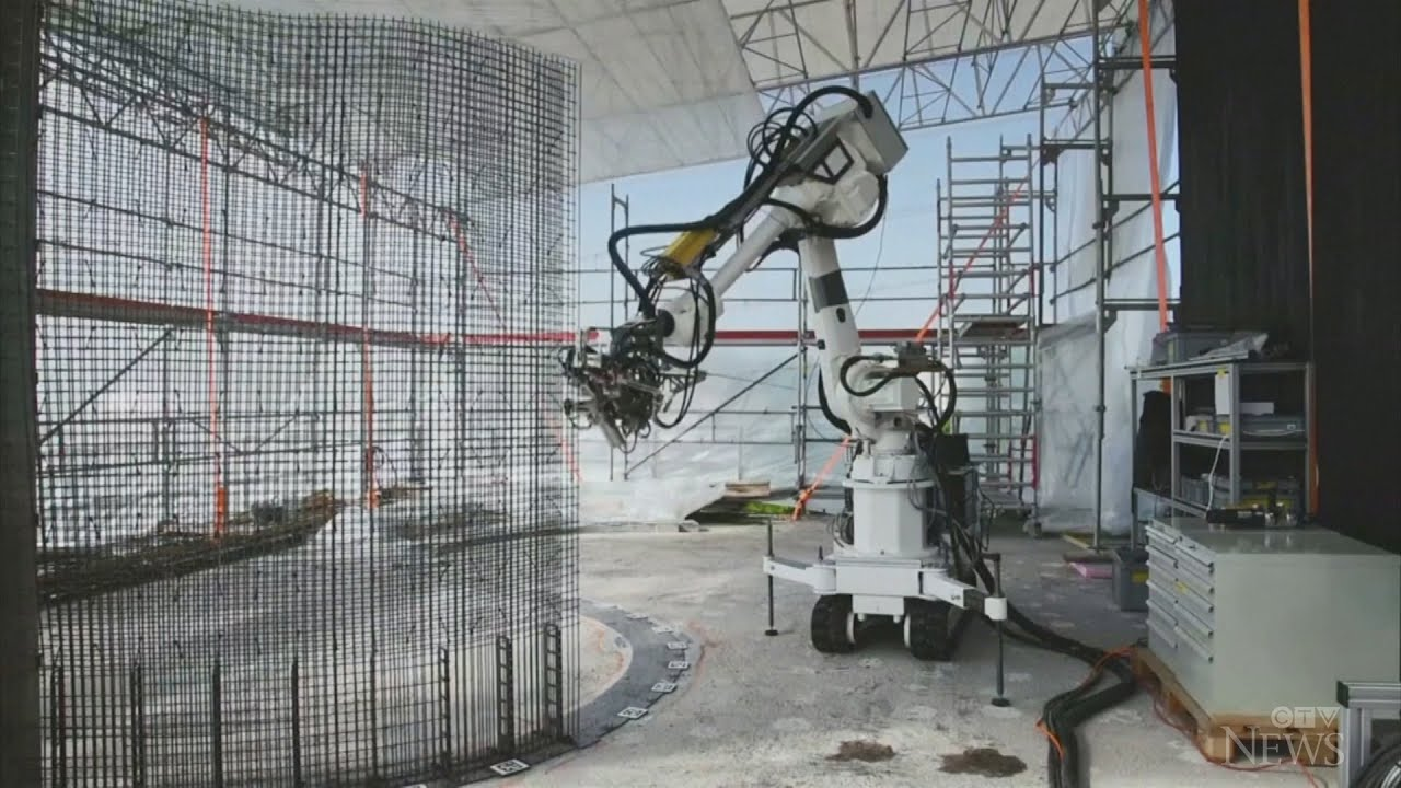 Robotic builders could be coming soon to a construction site near you 1