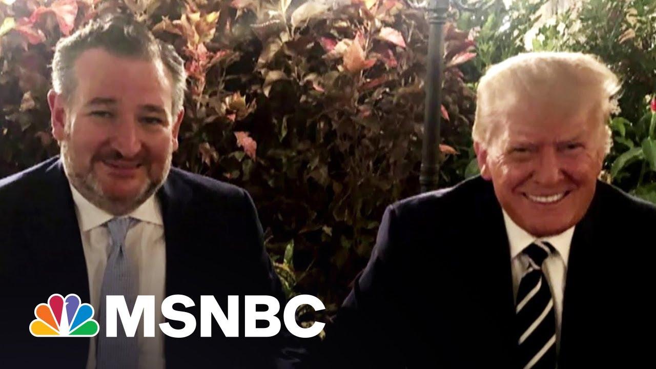 Joy Reid: Ted Cruz The 'Absolute Worst' For Tweeting Russian Propaganda 1