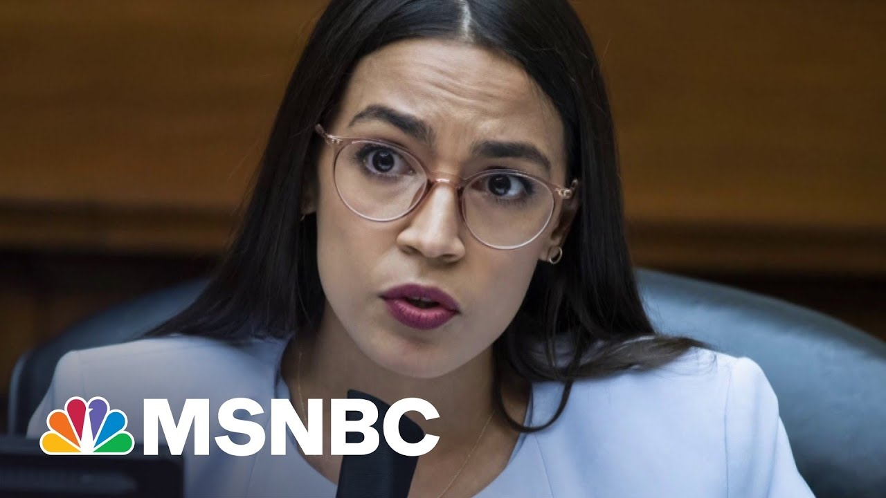 How Rep. Ocasio-Cortez Is Dealing With The 'Trauma' Of Capitol Attack 6