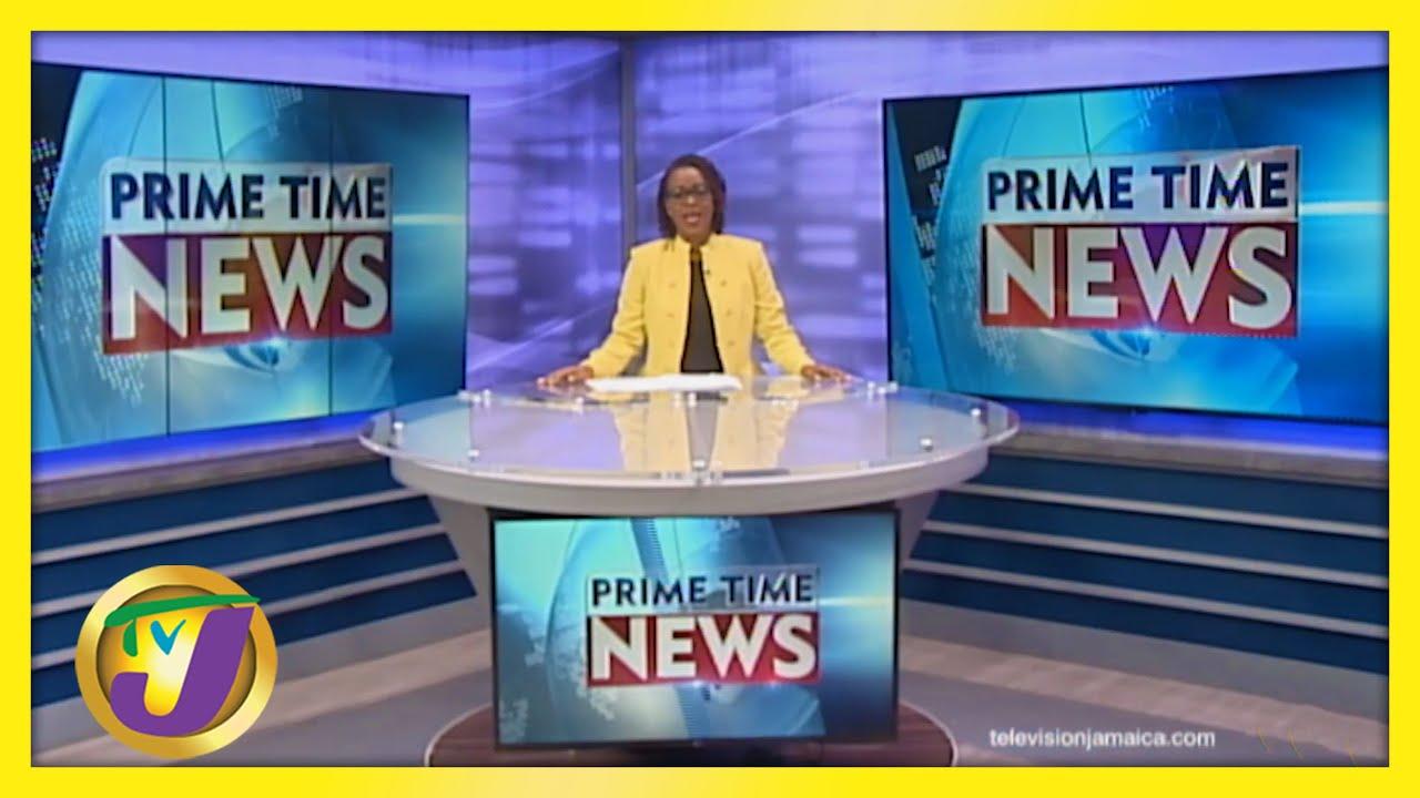 Jamaican News Headlines   TVJ News - May 20 2021 1