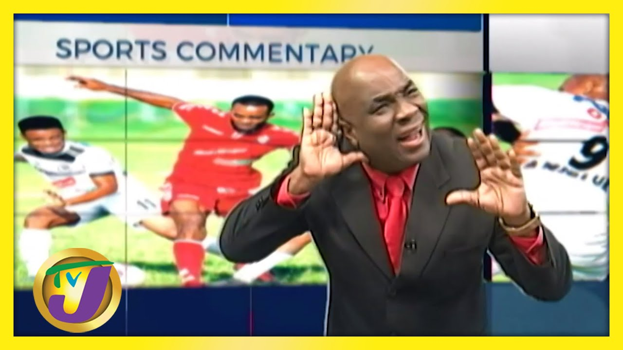 Jamaica's Premier League Grumblings | TVJ Sports Commentary - May 20 2021 1