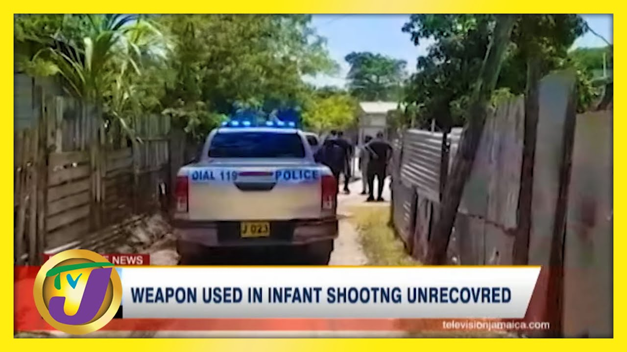 Police Searching for Gun Used in Westmoreland Shooting   TVJ News - May 20 2021 1
