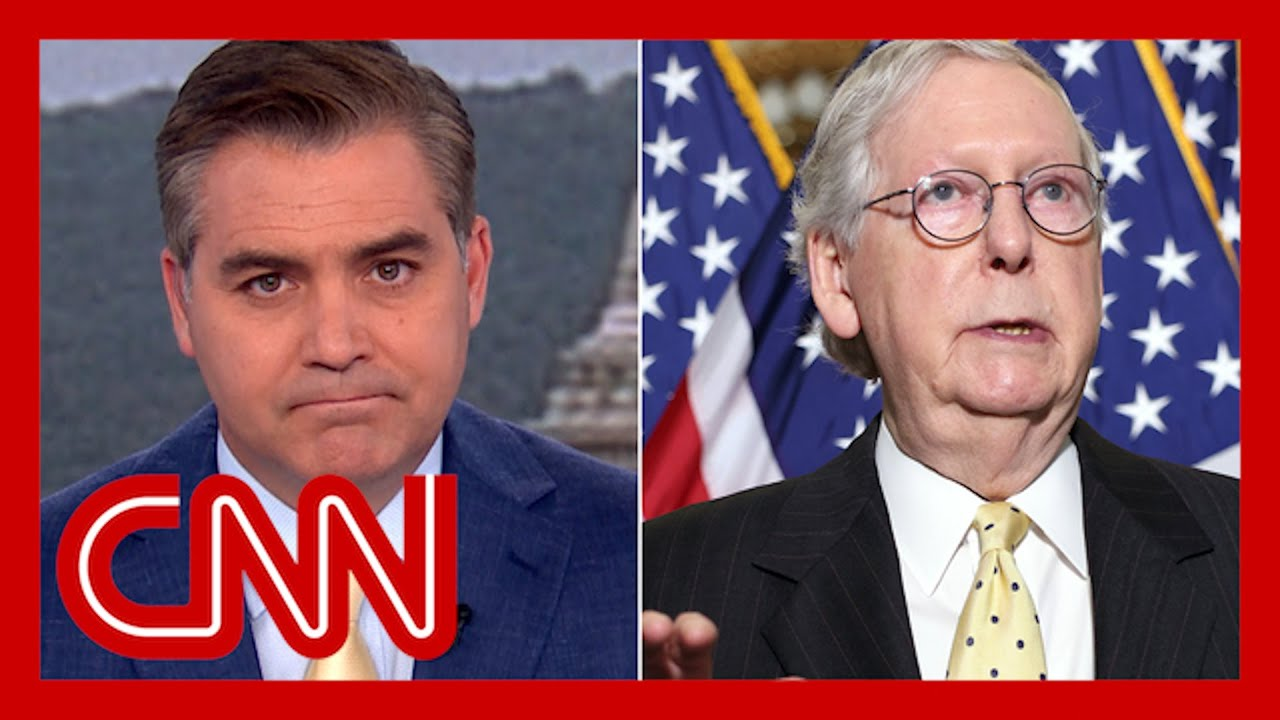 'Mitch, please': Acosta on McConnell's remarks about Jan. 6 commission 8
