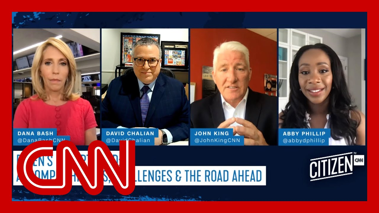 Biden's report card: Evaluating the administration's performance | CITIZEN by CNN 1