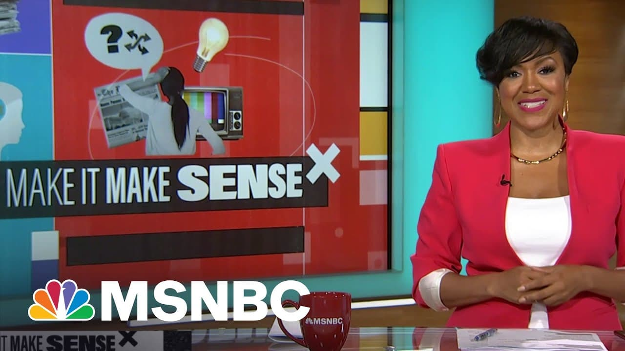 Cross Answers This week's 'Make It Make Sense' On the Census & More 1