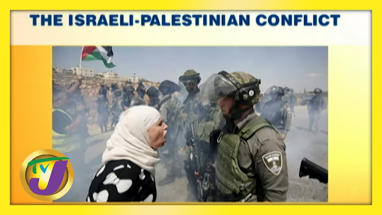 Discussion on The Israeli Palestinian Conflict   TVJ Smile Jamaica 1
