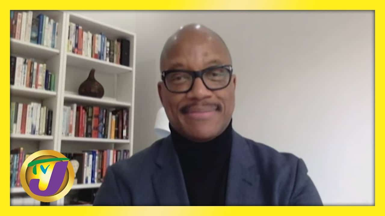 Jamaican Prof. Kevin Fenton | 2nd Most Influential Black Person in the UK | TVJ Smile Jamaica 1
