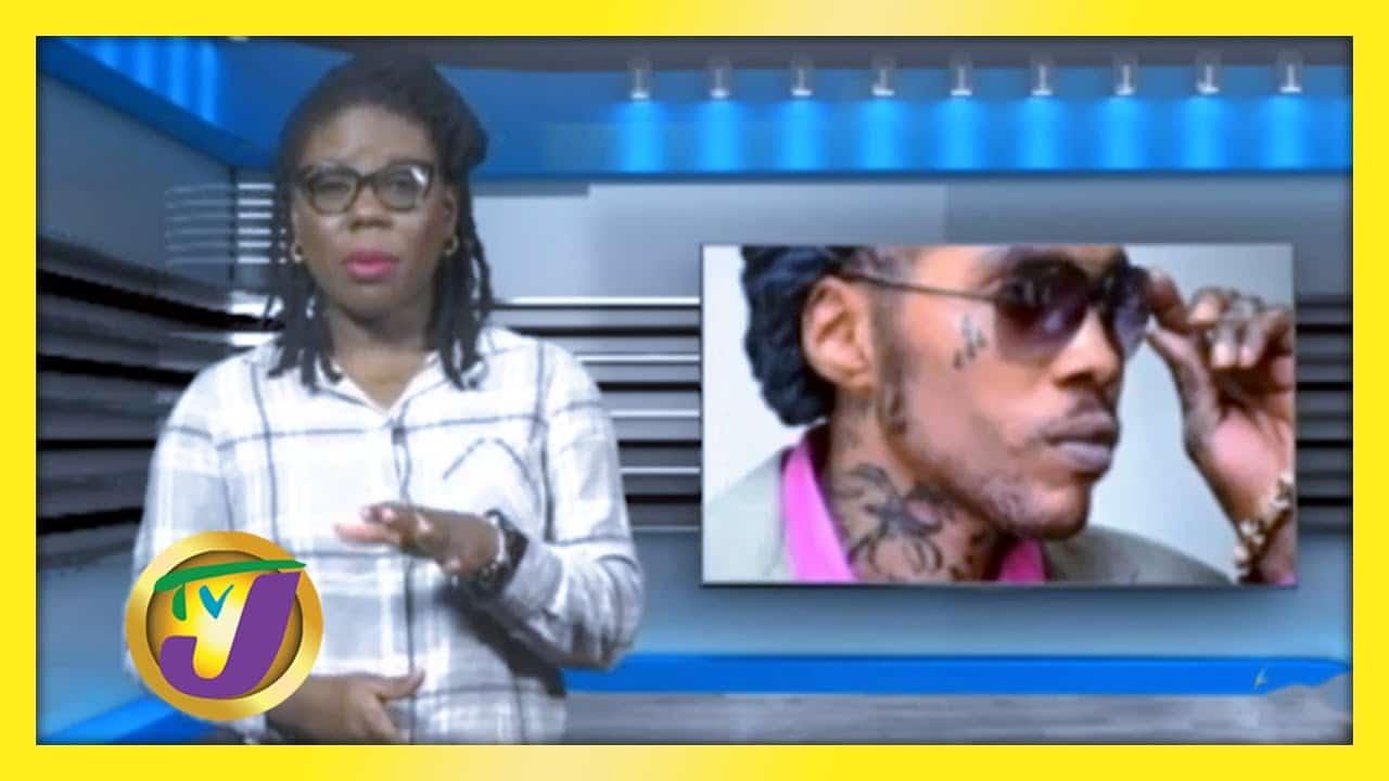 Vybz Kartel :TVJ Entertainment Prime 8