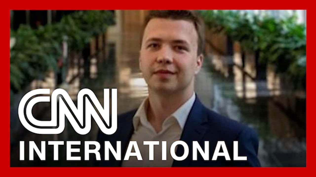 World leaders condemn arrest of Belarusian opposition activist 4