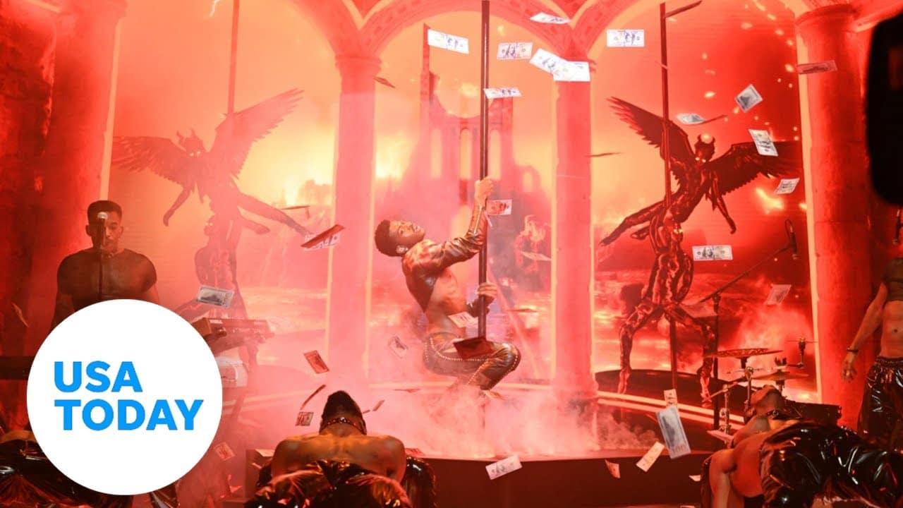 'SNL' season finale: Chris Rock back, Lil Nas X splits pants | USA Today 7