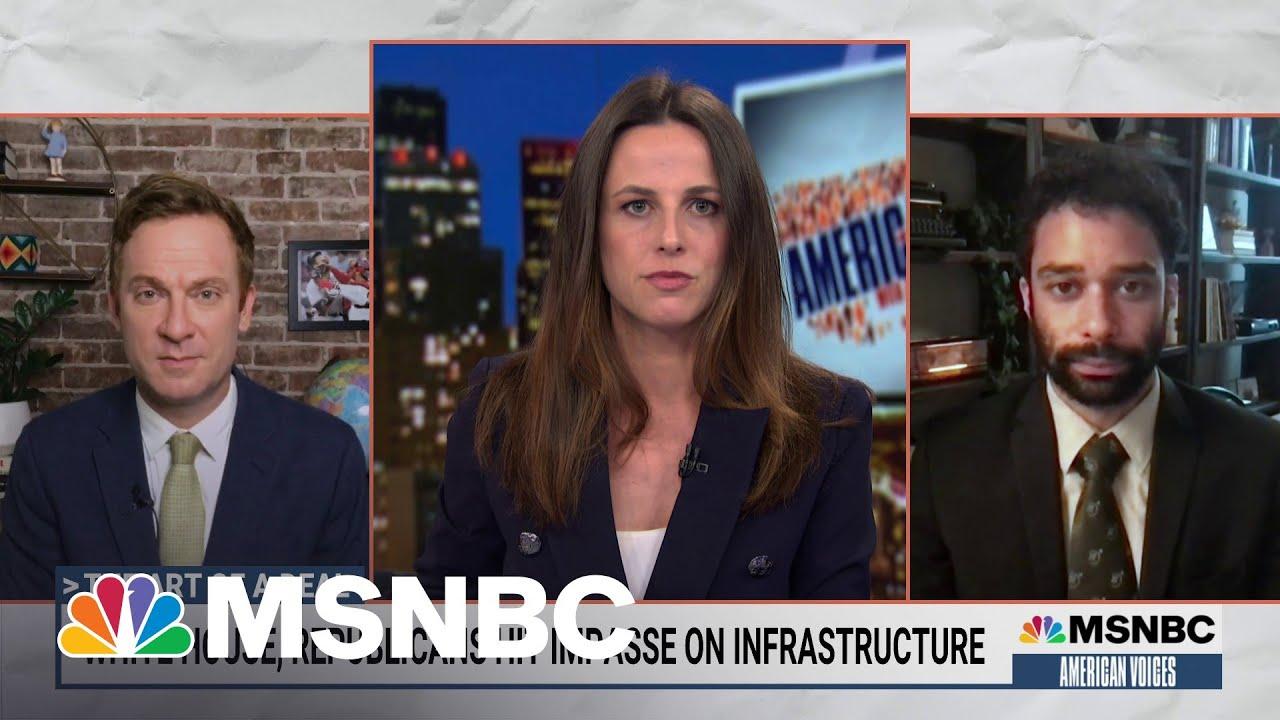 Republicans Have Lots Of Criticism, Few Answers   MSNBC 1
