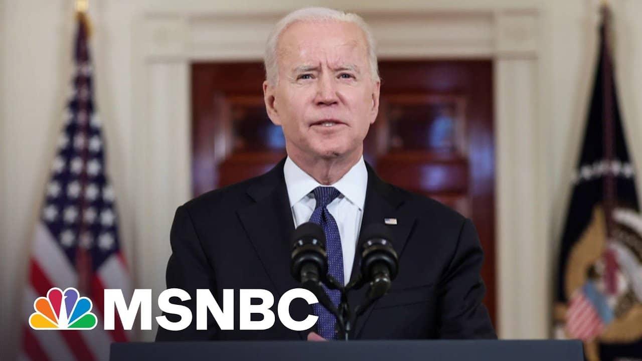 President Biden Could Meet With President Putin In Geneva In June 6