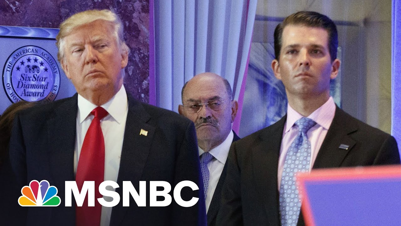 Trump Insider: Trump Org CFO 'Maestro' Behind Alleged Criminal Dealings 1