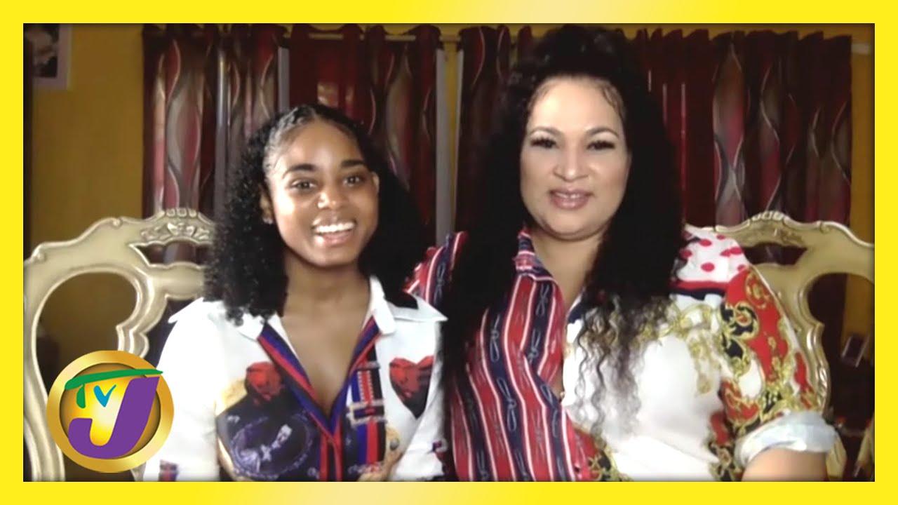 Mother and Daughter Bond   Carlene 'Dancehall Queen' Smith & Crystal Davis   TVJ Smile Jamaica 1