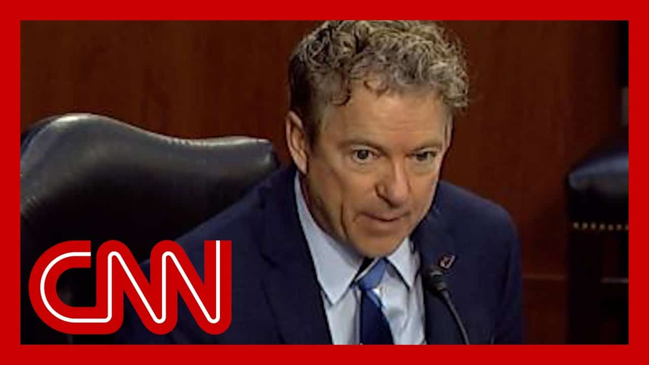 Rand Paul says he doesn't need to get vaccinated. Doctor says he's wrong 1