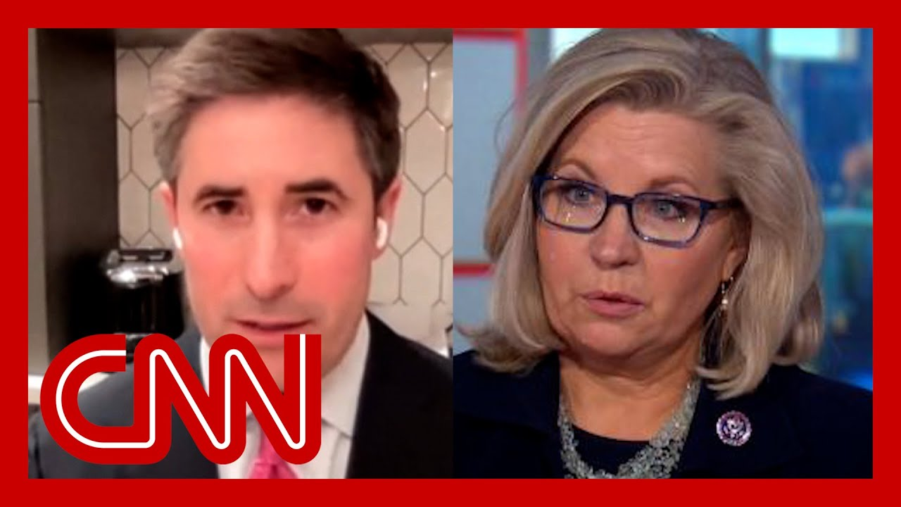 Jonathan Swan: Liz Cheney is a woman without a party 7