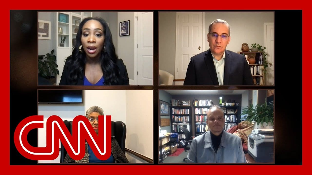 Exclusive conversation about the new CNN Film, DREAMLAND: The Burning of Black Wall Street 3