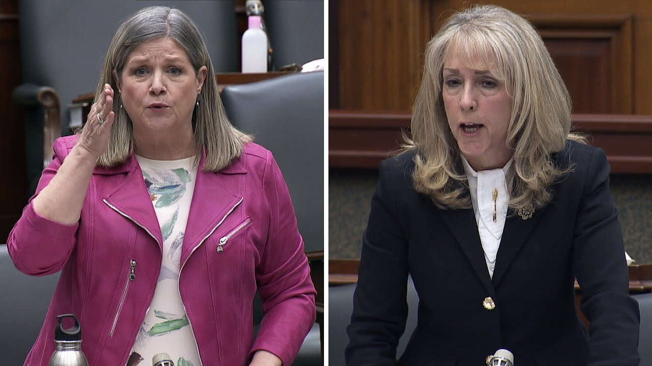 'I will not be spoken to that way': Ont. LTC Minister responds to calls to resign 1