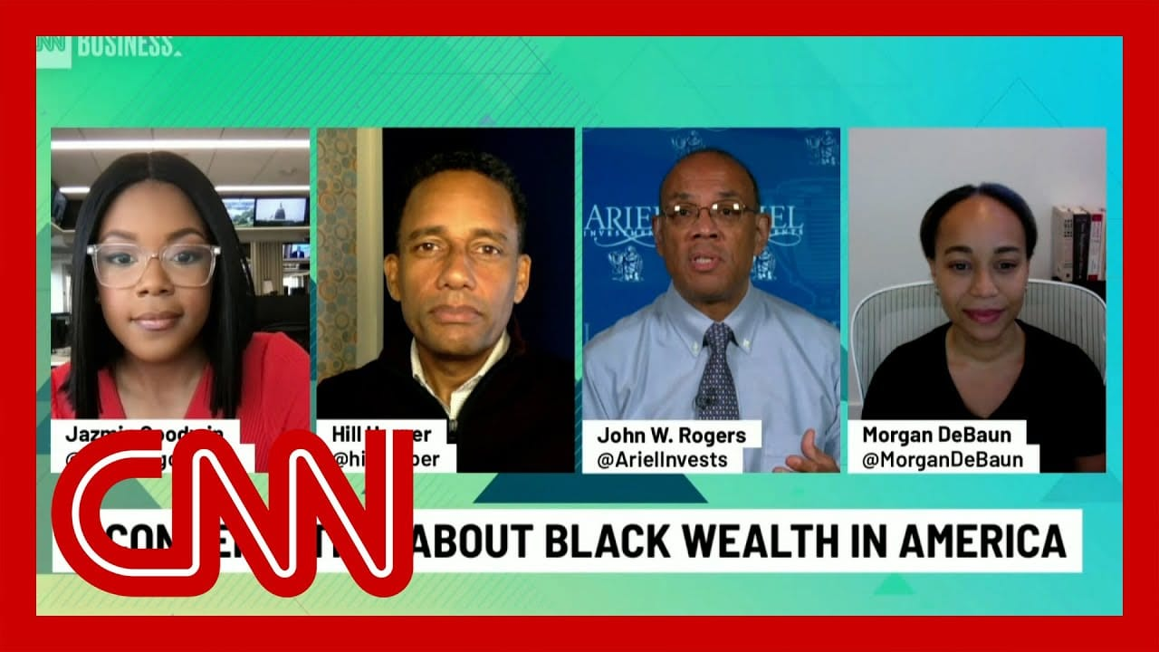 A conversation about black wealth in America 1