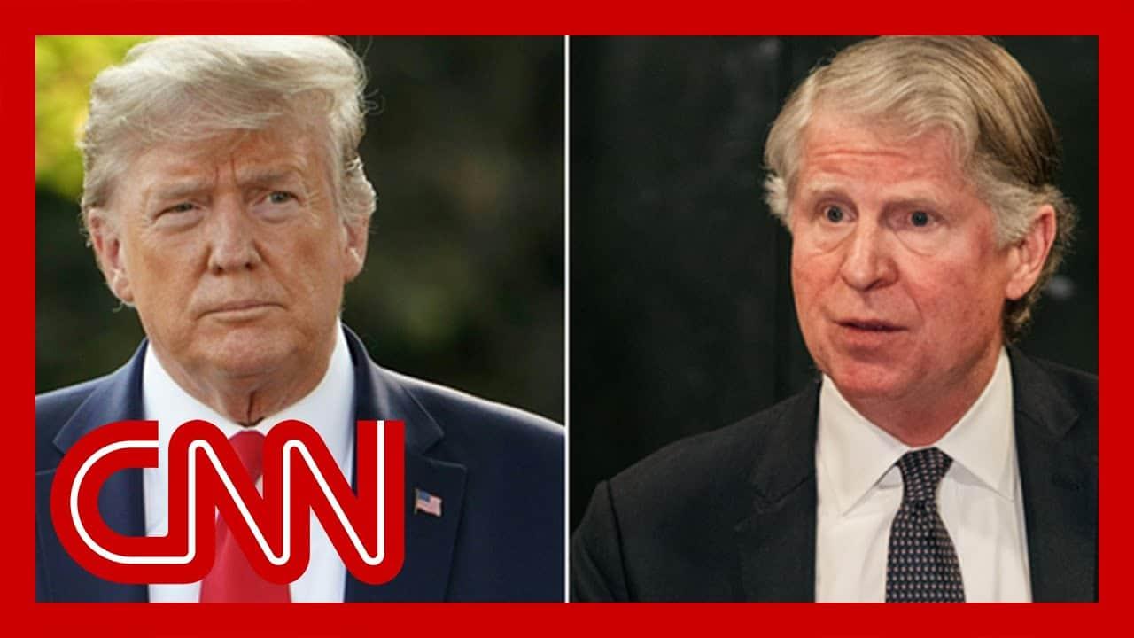 Grand jury convened in NY criminal Trump probe, WaPo reports 1