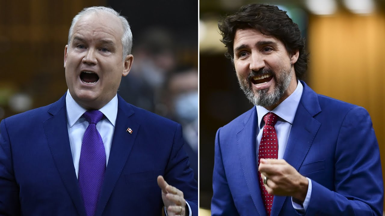 Justin Trudeau, Erin O'Toole square off over the surging cost of home ownership in Canada 7