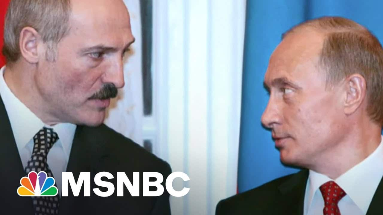 'Authoritarianism Is Having A Moment': Belarus Serves As A Warning To U.S. 1