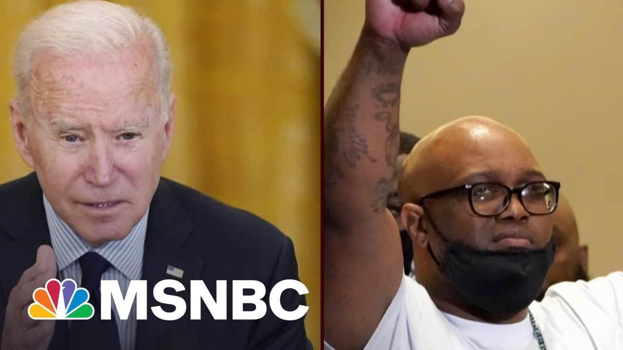 Congress Misses Biden's Deadline On Police Reform | MSNBC 1