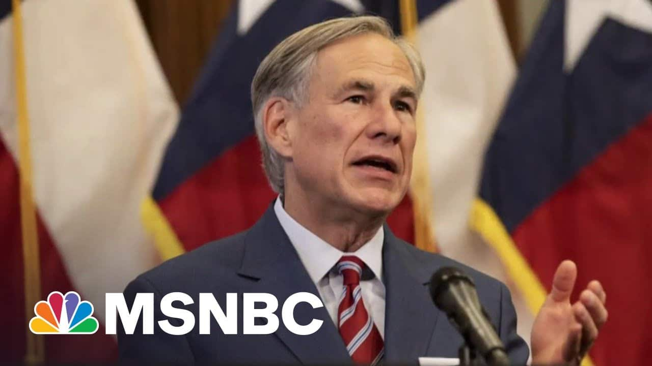 Texas To Allow People To Carry Handguns Without Permits | MSNBC 9
